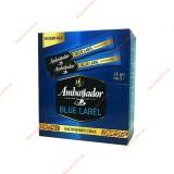 Ambassador Blue Label 25 стиков