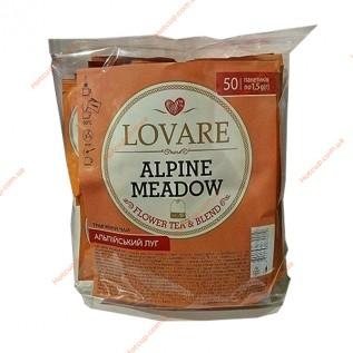 Чай пакетированный Lovare Альпийский луг 50п\к