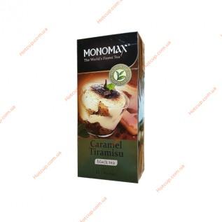 Чай Мономах Caramel tiramisu 25п