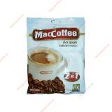 Maccoffee без сахара 2в1 10п