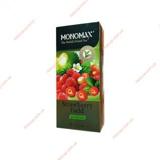 Чай Мономах Strawberry field 25п
